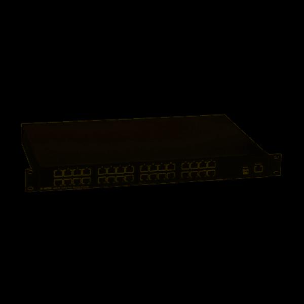 vi2216a maxiipower 16 port high power midspan