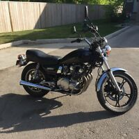 REDUCED - 1982 Suzuki GS550L