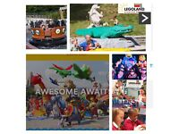 Virgin Experience Days Legoland Two Adults And Two Children With Photo Pass