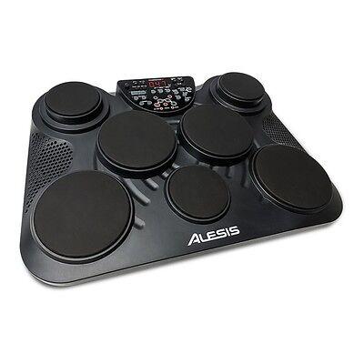 Alesis CompactKit 7 USB MIDI Electronic 7 Pad Drum Percussion Kit inc Warranty