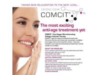 Crystal Clear Comcit facial as new condition comes with lots of stock