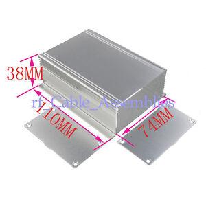 2X-Aluminum-Enclosure-Box-Case-4-33-2-91-1-50-Case-Project-electronic-DIY