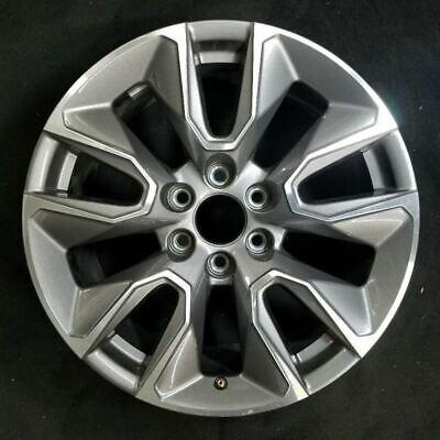 "20"" GMC SIERRA SILVERADO 1500 2019 OEM Factory Original Alloy Wheel Rim 5916"