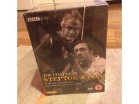 The Complete Steptoe & Son DVD Boxset - Brand new