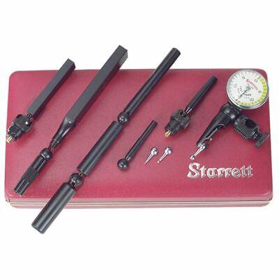Starrett 711gcsz .030 0-15-0 Last Word Dial Test Indicator W7 Accessories
