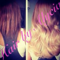 Affordable Fusion Hair Extensions!