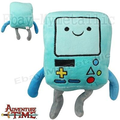 Adventure Time Beemo Bmo 19Cm   7 6  Soft Plush Stuffed Doll Toy Size S