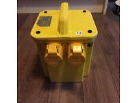 110v transformer box 3.5kv