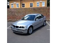 BMW 316 SE SALOON 4 DOOR AUTOMATIC 2003