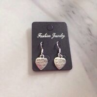 Made with Love, Earrings - 925 Silver Hooks