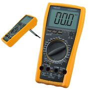 Digital Multimeter Inductance