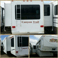 2008 Canyon Trail 33FSBI 5th Wheel