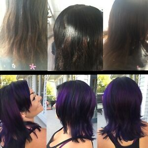 Experienced Hairstylist December promo 20% off services!!! Strathcona County Edmonton Area image 7
