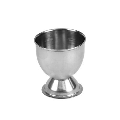 Egg Cup Stainless Steel Breakfast Soft Boiled Egg Holder Commercial Grade