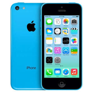 Blue iPhone 5c  32GB   ( Rogers )