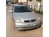 Vauxhall Astra (spare or repair)