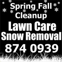 Spring Cleanup, Lawn Care, Gardens, Landscaping, Gutter Cleaning