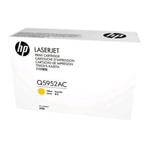 HP Q5952AC Yellow Print Cartridge