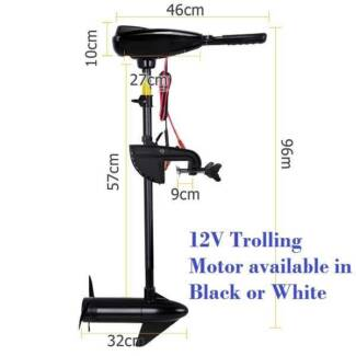 12V/55A Marine 55LBS Electric Outboard Trolling Motor Super Quiet Success Cockburn Area Preview