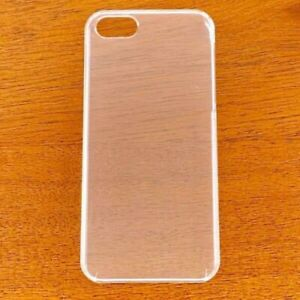 iPhone SE Clear Case