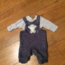Newborn boy baby clothes