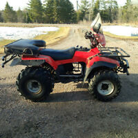 Suzuki LT-F 250 quad Runner for sale