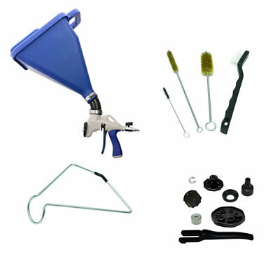 Marshalltown Sharpshooter 2.1 Drywall Texture Hopper Spray Gun Power Pack