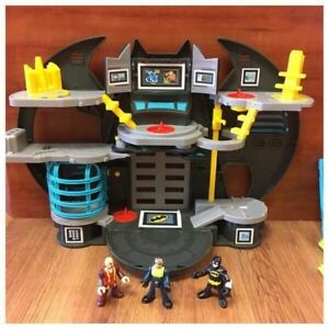 Batcave Batman imaginext Fisher price