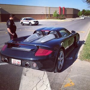 2005 Porsche Carrera GT (2 door)