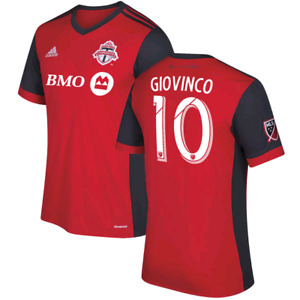 Brand New Sebastian Giovinco Toronto FC jerseys