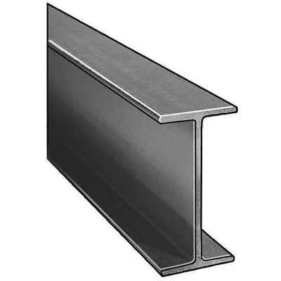 I-Beam,ISOFR,Gray,4x2 In,1/4 In Th,10 Ft DYNAFORM 871160