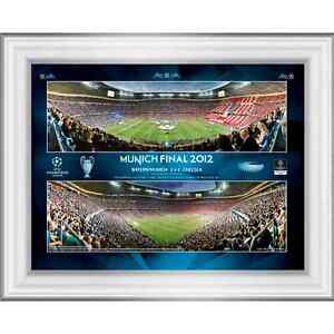 2012-Champions-League-Final-Framed-Desktop-Panoramic-Montage-Photographic-Print