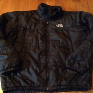 The North face black jacket size large