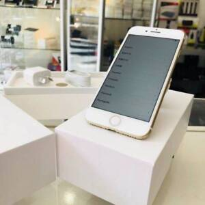 Genuine iphone 7 32gb Gold unlocked box charger warranty Surfers Paradise Gold Coast City Preview