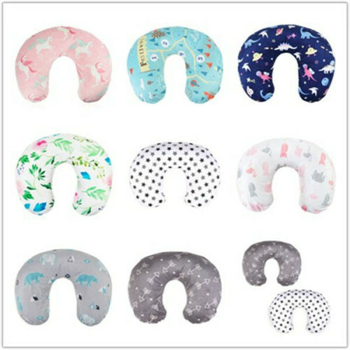 Boritar Nursing Pillow Cover Minky Soft Infant Breastfeeding Cover Various