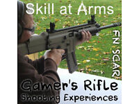 COD or Battlefield enthusiast? Safe, Fun Rifle Shooting - 28th & 29th April, 20th May