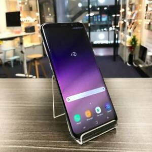 MINT CONDITION SAMSUNG S8 PLUS 64GB GREY UNLOCKED WARRANTY Parkwood Gold Coast City Preview