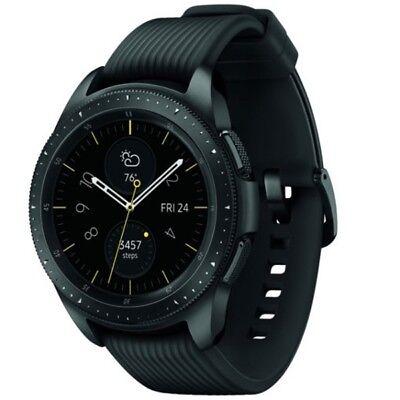 Samsung Galaxy On one's guard for SM-R810 42mm Black (Bluetooth) Smartwatch - International