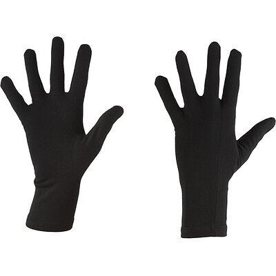 Icebreaker Apex Glove Liner 100% Merinowolle unisex warm leicht Unterziehhandsch ()