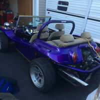 "Purple VW Street Legal Dune Buggy ""Reduced"""