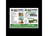 Cms roofline & property maintenance