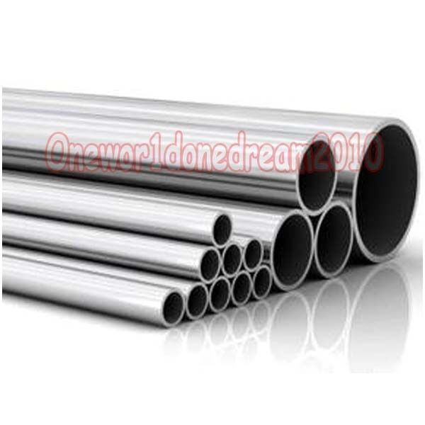 US Stock 12mm OD 10mm ID 1mm Wall 250mm Long Titanium Tube Tubing TA2 99/% Purity