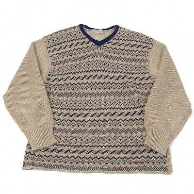 COMME des GARCONS HOMME Linen Knit Size About  M(K-40360)