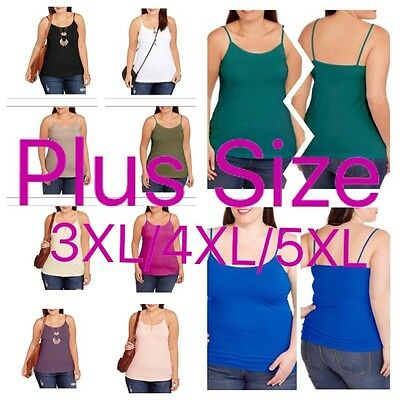 New Women's PLUS SIZE FADED GLORY 3X/4X/5X - 4x Plus Size