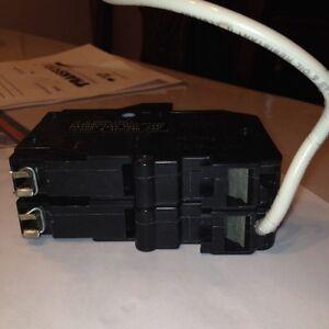 UND  lab inc disjoncteur 60 amp gfci Gatineau Ottawa / Gatineau Area image 3