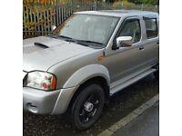 Nissan Navara for sale or swap