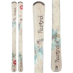 Skis: Rossignol temptation 82, 160cm