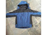 Boys lightweight fleeced lined showerproof coat from gap aged 6-7
