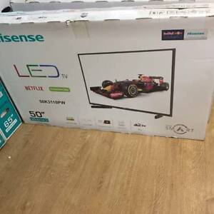 """Hisense 50"""" Series 3 Full HD LED LCD Smart TV NETFLIX  FREEVIEW Clayton Monash Area Preview"""