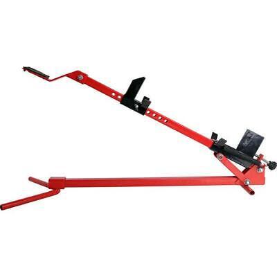 Log Splitter Foot Operated 1.2 Ton Capacity Max Long Length: 20''